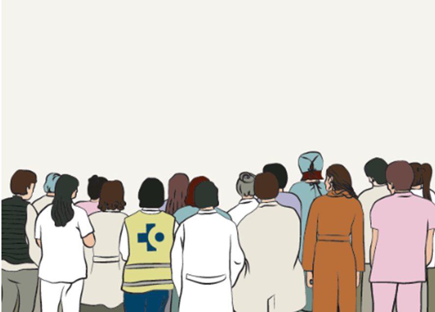 I Plan para la igualdad de mujeres y hombres en Osakidetza 2021-2024
