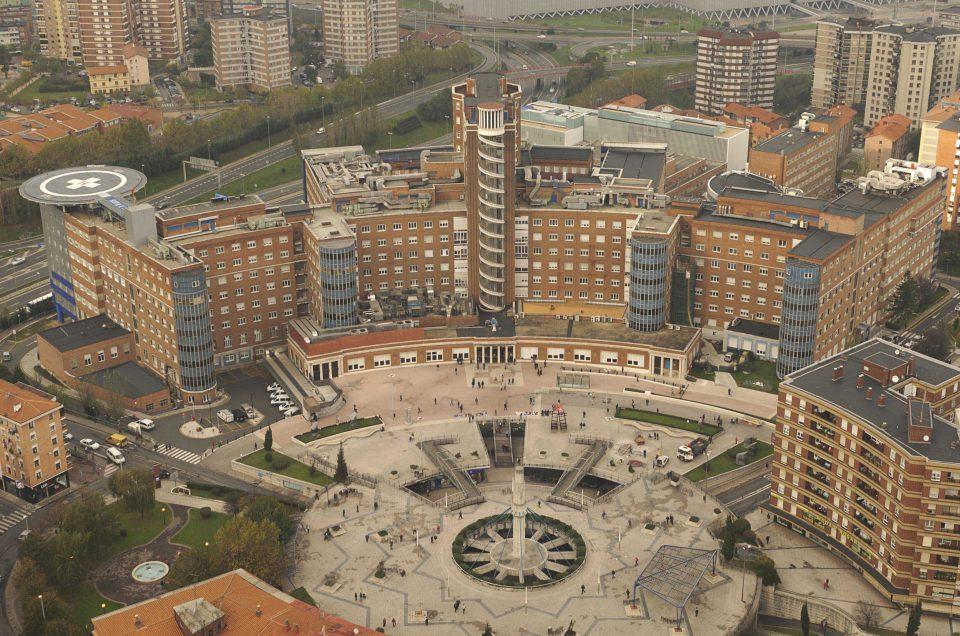 Gurutzetako Unibertsitate Ospitalea: egoiliarrentzako eskaintzea 2021